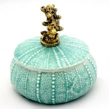 Little Sea Urchin Trinket Box
